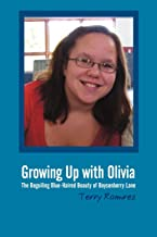 Growing Up With Olivia: The Beguiling Blue-Haired Beauty Of Boysenberry Lane