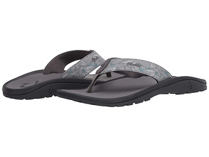 'Ohana Pa'i  Shoes (Sharkskin/Ohe Kapala) Men's Sandals