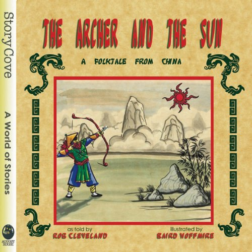 The Archer and the Sun audiobook cover art
