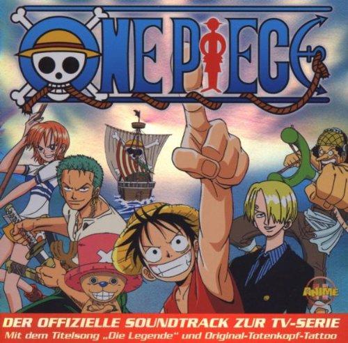 one piece cd