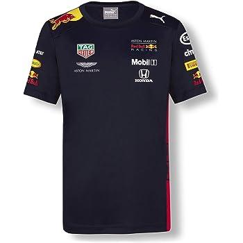 Red Bull Racing Aston Martin Kids Team tee 2019, 140 (9-10 ...