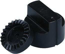 Char-Broil Universal Control Knob for gas grills with D-shape valve stem design.