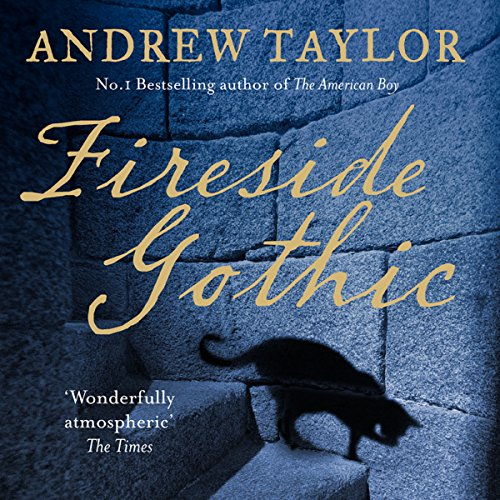 Fireside Gothic audiobook cover art