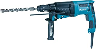 Makita HR2630T/2 240V 26mm SDS-Plus Rotary Hammer Supplied in A Carry Case