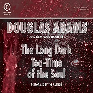 The Long Dark Tea-Time of the Soul                   By:                                                                                                                                 Douglas Adams                               Narrated by:                                                                                                                                 Douglas Adams                      Length: 6 hrs and 3 mins     58 ratings     Overall 4.7