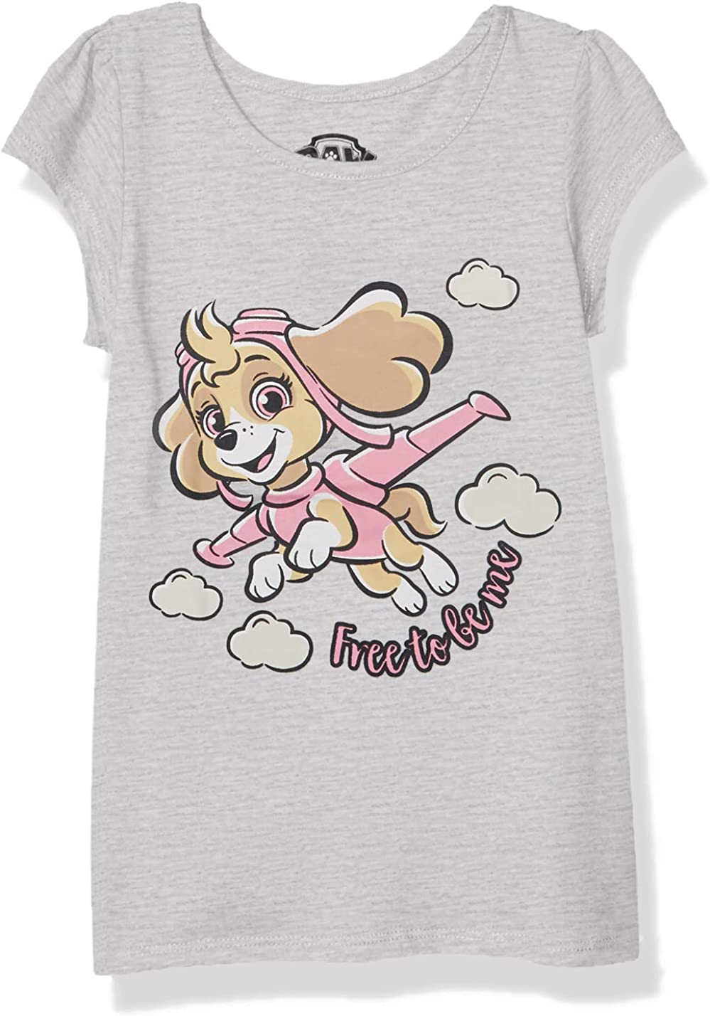 Paw Patrol Max 48% OFF Import Girls Short Sleeve Tee Graphic