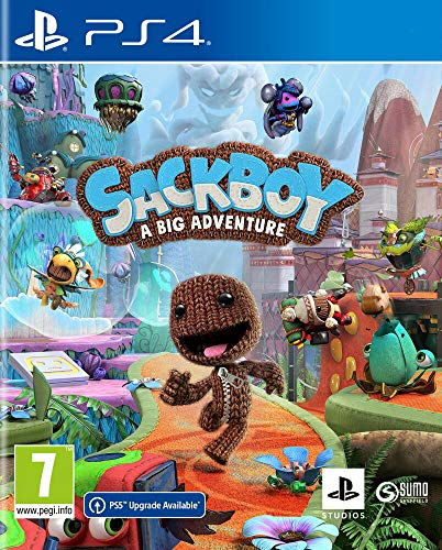 Sackboy A Big Adventure! (PS4)