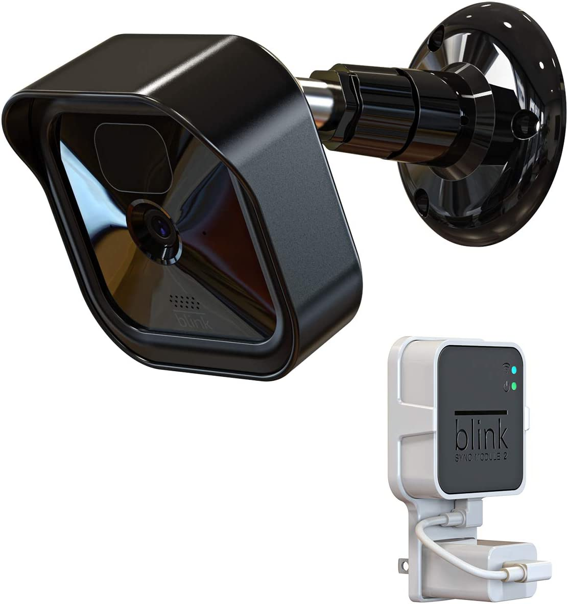 Blink Outdoor Omaha Mall Now free shipping Wall Mount Weatherproof and 360 Protective Cover
