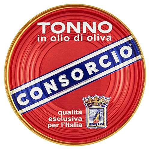 Consorcio Tonno in Olio di...
