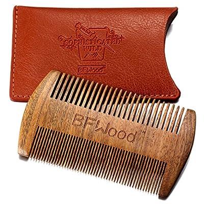 BFWood Pocket Beard Comb