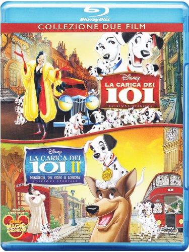 La carica dei 101 + La carica dei 101 II [2 Blu-Ray]