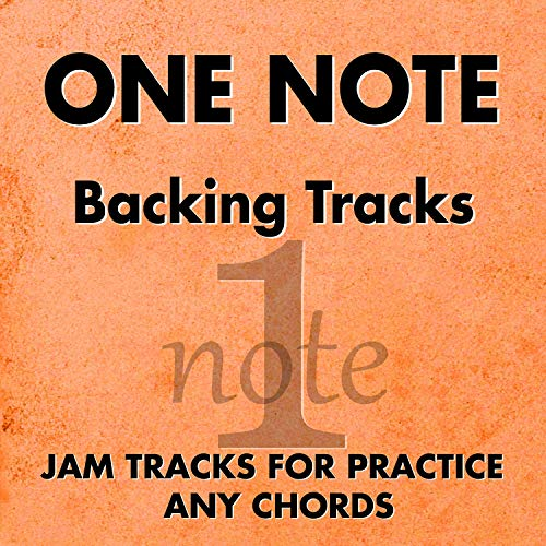 One Note Backing Track in F# (Gb) - 120 BPM