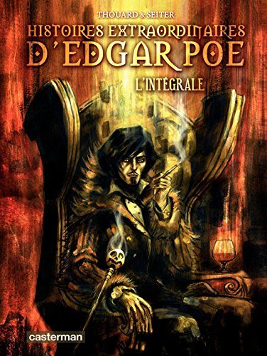 Histoires extraordinaires d'Edgar Poe (L'Intégrale) (HAUTE DENSITE)