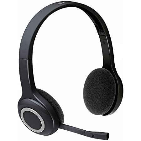 Logitech Over-The-Head Wireless Headset H600