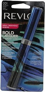 Revlon Bold Lacquer Grow Luscious Length+Volume Mascara - NWP Blackest Black (001) - 0.24 oz