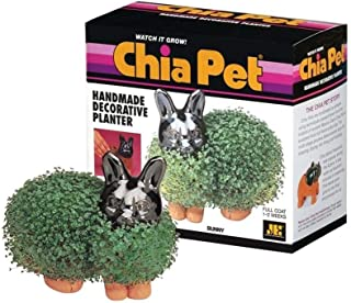 Chia Pet Bunny - Multi Planter - Grow a Chia Pet Bunny or Your Favorite Plant