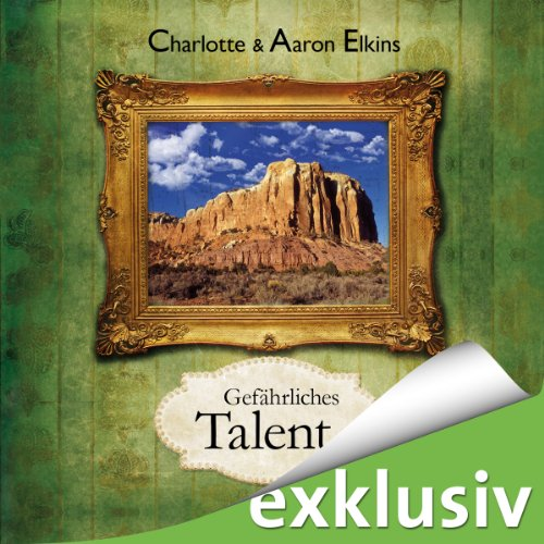 Gefährliches Talent audiobook cover art
