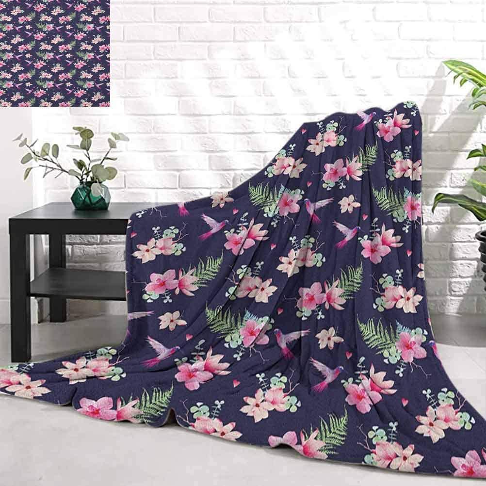 RenteriaDecor Navy and Ranking TOP20 Blush Flying Super intense SALE Tropical Flower Bouquets