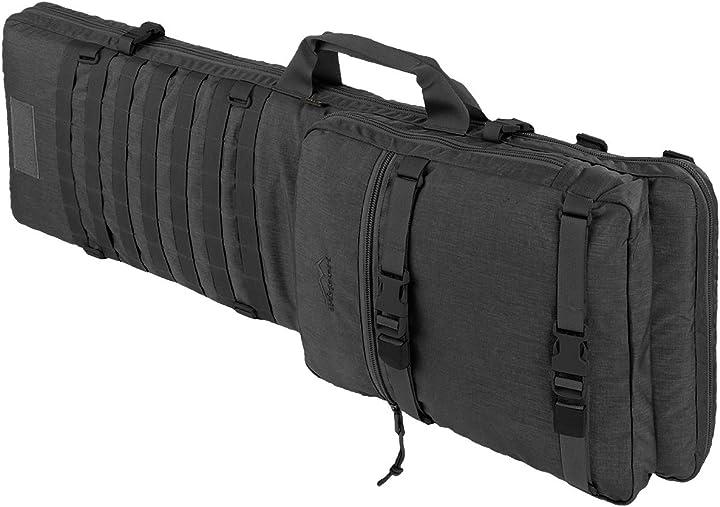 Portafucile wisport fucile caso 100cm nero B00ZPH1X7M
