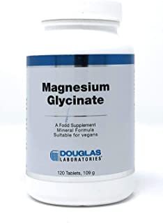 Glycinate del magnesio (120 tabletas) - Douglas laboratories