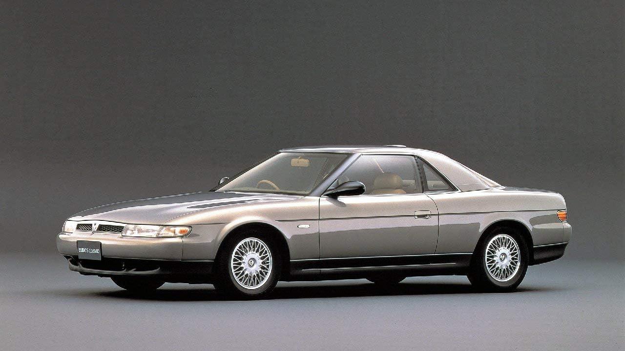 Lilarama USA 1990-Mazda-Eunos-Cosmo-V3- Max 61% OFF - Classic High quality Super Car