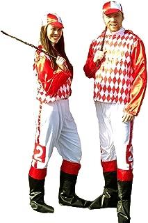 jockey fancy dress