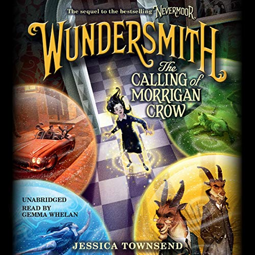 Wundersmith audiobook cover art