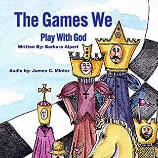 The Games We Play with God audiobook cover art