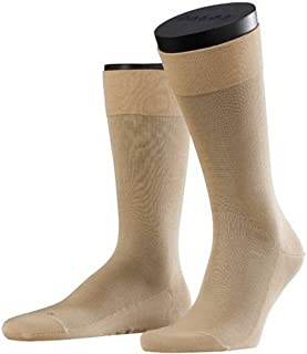 Falke Mens Sensitive Malaga Midcalf Socks - Sand
