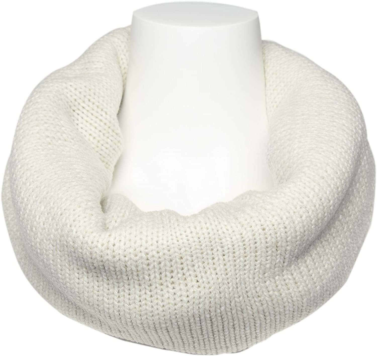The Royal Standard Reversible Infinity Scarf Cute Winter Scarf For Women Warm Lightweight Wrap Knit Cowl