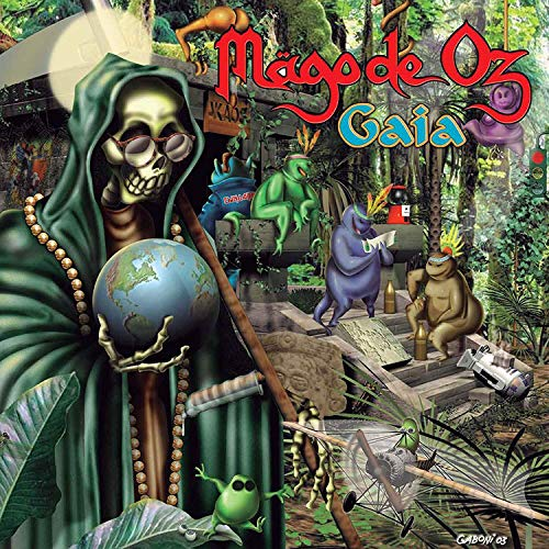 Mago De Oz - Gaia 1 (2 LP+CD) [Vinilo]