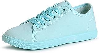 topschuhe24 Femmes Chaussures de Sport Sneaker