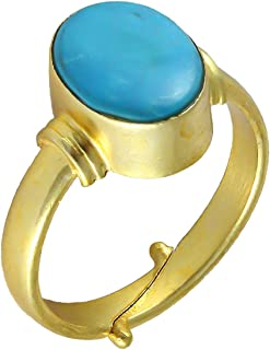c15c72aa9a815 Turquoise Women's Rings: Buy Turquoise Women's Rings online at best ...