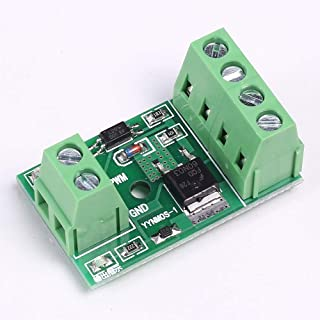 Maluokasa Mosfet MOS Optocoupler Isolation Driver Module Field Effect Transistor Trigger Switch PWM Control Board 3-20V