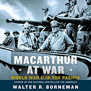 MacArthur at War cover art