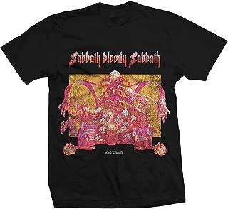 Black Sabbath Bloody Sabbath Album Cover T-Shirt