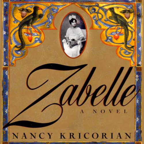 Zabelle audiobook cover art