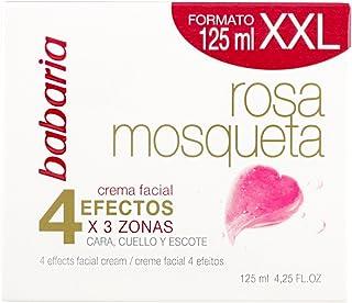 Babaria Rosa Mosqueta Crema Facial 4 Efectos Tratamiento Facial - 125 ml (8410412056281)
