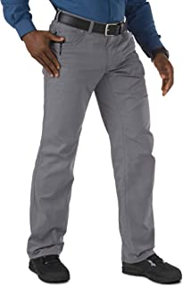 5.11 Tactical Men's Ridgeline Covert Pants, Teflon Finish, Poly-Cotton Ripstop Fabric, Style 74411