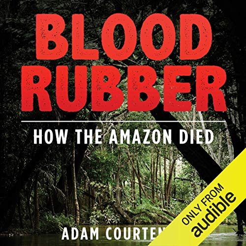 Blood Rubber cover art