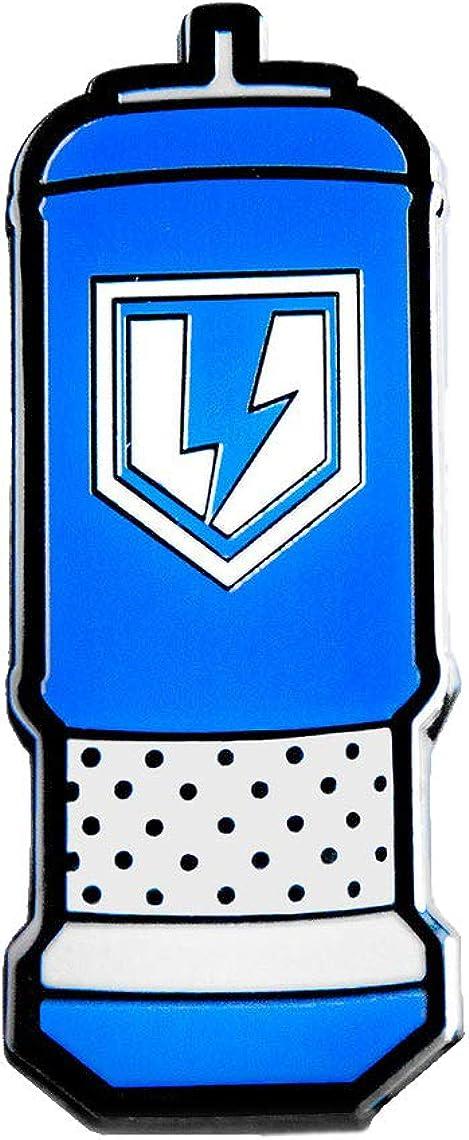 3. Apex Legends Shield Battery Enamel Pin Badge