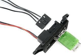 Best blower motor switch or resistor Reviews