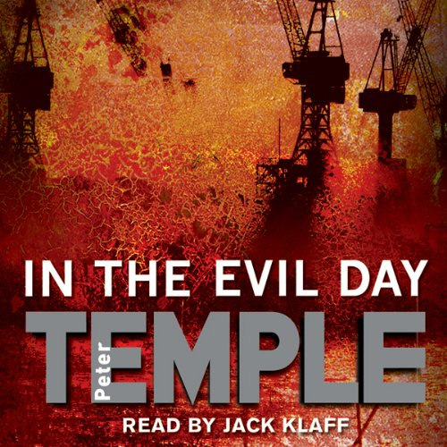 In the Evil Day audiobook cover art