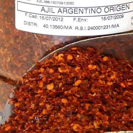 AJI ARGENTINO ORIGEN - bolsa 1k