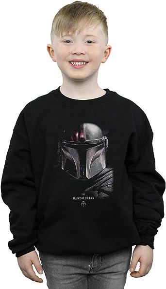 Star Wars Niños The Mandalorian Poster Camisa De Entrenamiento