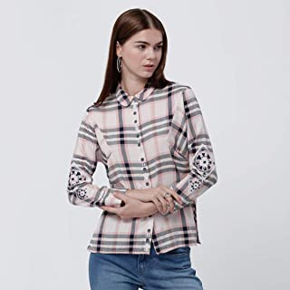 Lee Cooper Blouses For Women, Multi Color M