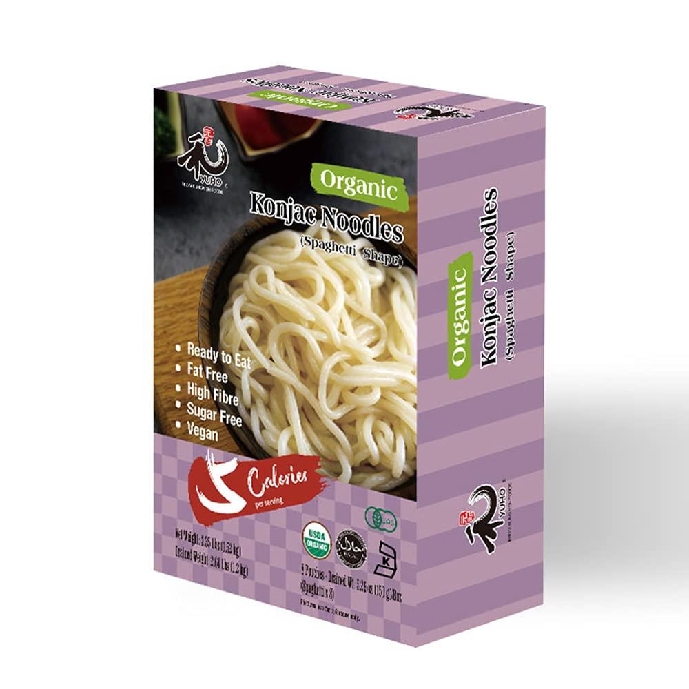 YUHO Organic Shirataki Konjac Ranking TOP14 Pasta 8 Gorgeous Low Ca Inside Pack Vegan