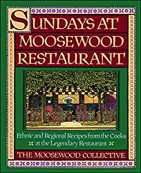 Sundays at Moosewood Restaurant has lots of unique recipes. It just makes me want to go to Ithaca, NY, to try the recipes personally!