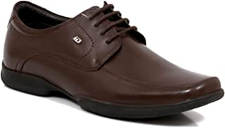 ID Men Brown Formal Shoe