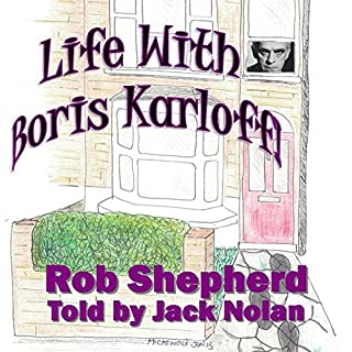 Life With Boris Karloff! cover art